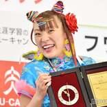 フワちゃん、人名で流行語大賞トップテン入り「意味わかんない、超名誉」 自身の流行語明かす