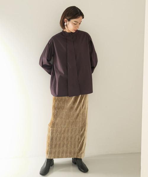 [KBF] フロントデザインシャツ