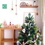 北欧テイストのクリスマスインテリア♪参考になる実例をチェックしよう!