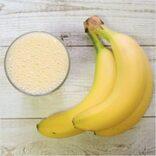 巷でブームのバナナジュース。家庭で美味しく作るコツ