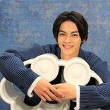 神尾楓珠『ZIP!』12月の金曜パーソナリティーに決定、朝の情報番組のMC初挑戦