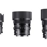シグマから3本の単焦点レンズが発表。ミラーレスと本気で向き合った、妥協なき仕上がり
