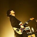 indigo la End、川谷絵音の誕生日当日ライブでニュー・アルバム『夜行秘密』発売発表