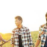 doa、アルバム『CAMP』より先行配信シングル「Grasshopper」のMVを公開