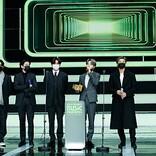 【#2020MAMA】BTS<男性グループベストダンスパフォーマンス賞>受賞