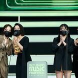 【#2020MAMA】MAMAMOO<グループベストボーカルパフォーマンス賞>受賞