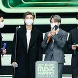 【#2020MAMA】BTS <今年のアルバム賞>受賞、SUGAもサプライズ登場