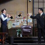 三谷幸喜「後悔はさせません!」『23階の笑い』舞台写真&初日コメント到着