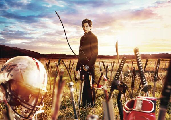 映画『ブレイブ ‐群青戦記-』  (C)2021「ブレイブ -群青戦記-」製作委員会 (C)笠原真樹/集英社