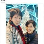 宮崎謙介、家族3人でUSJを満喫 妻の金子恵美「最高に楽しいねー!」