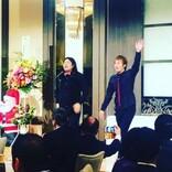 ハイキングウォーキング、新米パパ・Q太郎がキャラ弁に挑戦 松田は「60歳で爆笑王」目指し芸を模索