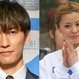 橘慶太、「家族が増えました」第3子誕生報告 松浦亜弥と家族5人で手を重ねた写真を公開