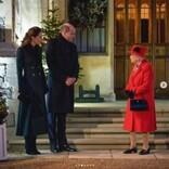 エリザベス女王、高位王族メンバーと9か月ぶりに公の場で対面 「フィリップ王配はどこ?」心配の声も