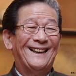 小松政夫さん、肝細胞がんのため78歳で逝去 ネット上では「ショック」の声