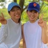里田まい、ヤクルト青木選手の妻・佐知さんのアドバイスに救われる「夫の頭部に打球が当たった時、心配してくれた」