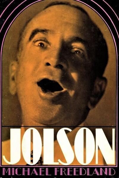 1972年に出版されたジョルスンの伝記