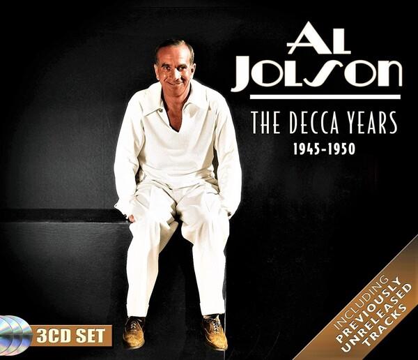 再び黄金期を築いたジョルスン名唱集。3枚組CDに、全80曲収録している(輸入盤)。