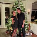 パリス・ヒルトン、恋人とのラブラブ2ショットを公開「クリスマスの願い事が叶った」