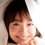 注目の若手女優・五島百花、みずみずしい存在感を見せる 「ヤンマガWeb」に 4 週連続で登場