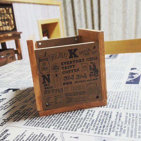 セリアの木材2