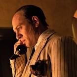 悪夢、発狂――伝説ギャング最晩年の狂気をトム・ハーディが熱演 『カポネ』予告