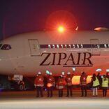 "ZIPAIR、成田~ホノルル線就航 需要回復に向け「""READY""の状態つくる」"
