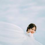 鈴木愛理「プロポーズされるなら さりげなくがいい」   『ゼクシィ海外ウエディング』表紙に登場