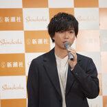 NEWSメンバーにはマネジャーから…加藤シゲアキの直木賞候補ノミネート記者会見レポ