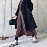 フラットシューズを使ったレディースコーデ【2021】大人っぽく履けるコツとは?