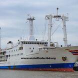 2代目さるびあ丸、バングラデシュで就航 ベンガル湾のリゾート航路