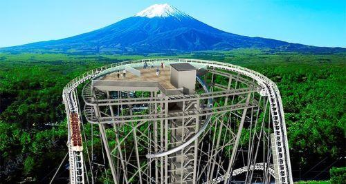 富士急 FUJIYAMAタワー