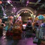 今夜のパーティのお供にいかが? 『LEGO スター・ウォーズ/ホリデー・スペシャル』お馴染みのキャラクターの可愛くて愉快なストーリー