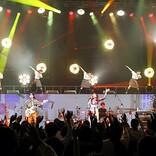 緑黄色社会、配信ライブより代表曲「Mela!」ライブ映像を公開