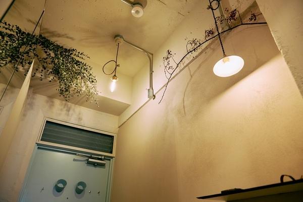 玄関の照明