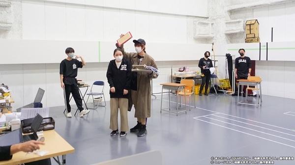 (C)あいだいろ/SQUAREENIX・「地縛少年花子くん」製作委員会(C)ミュージカル「地縛少年花子くん」製作委員会