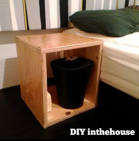 テーブル リメイク DIY4