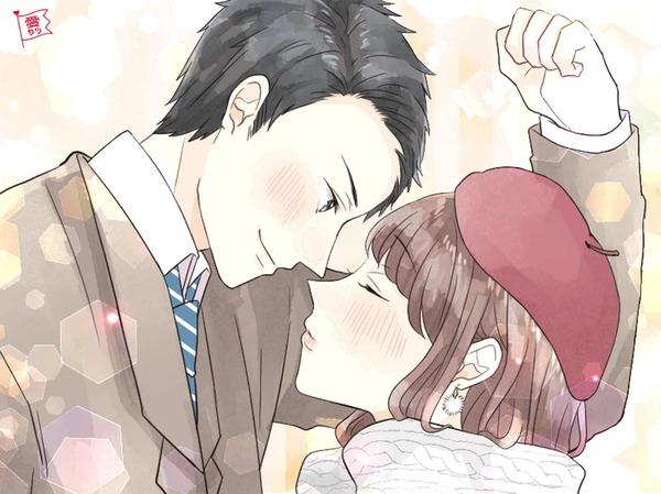 「最高にかわいい!」男性が思わずきゅんとするキスの仕草とは