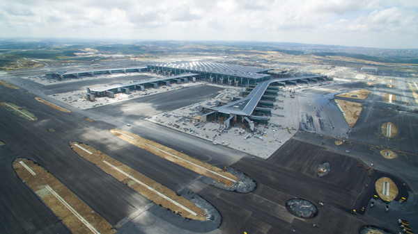 イスタンブール新空港