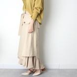 春のベージュパンプスコーデ♡王道カラーが魅せる相性の良いスタイルをご紹介
