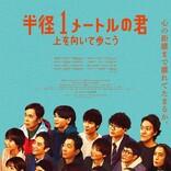 岡村隆史、JO1豆原一成、倉科カナら出演『半径1メートルの君』予告&ビジュアル公開