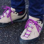 モンベルのアプローチシューズのおかげで冬の道も怖くない! 登山やキャンプ、普段履きにも使えちゃう1足だよ|マイ定番スタイル