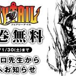 真島ヒロの大人気作『FAIRY TAIL』40巻無料公開!【2021/1/30まで】