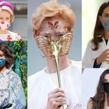 映画祭や王室公務、街角ルックも 2020年セレブたちの印象に残ったマスク姿を振り返り!