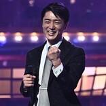 『レコ大』最優秀新人賞は真田ナオキ 師匠・吉幾三に感謝