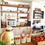 食器棚をリメイクする方法って?簡単DIYアイデア7選でおしゃれに大変身♪