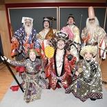 グループ魂、七福神の衣装で『神々のアルバム』再レコーディングを生配信、番組のオフィシャルレポートが到着