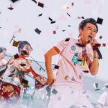 【ライブレポート】サザンオールスターズ初の無観客配信ライブーーほぼほぼ年越しライブ 2020「Keep Smilin' ~皆さん、お疲れ様でした!! 嵐を呼ぶマンピー!!~」