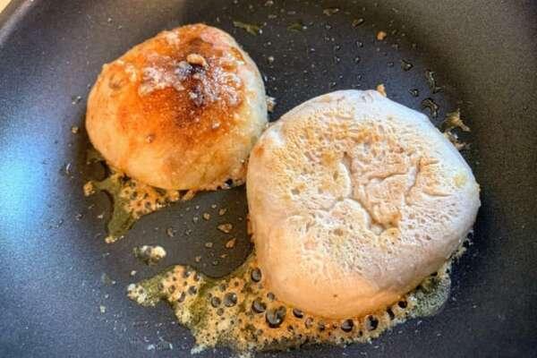 成城石井 くるみパン 焦がしバターアレンジ