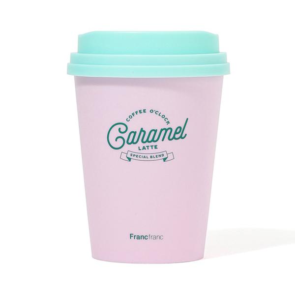 【フランフラン】秋新作 家電おすすめ10選 ミニ USB加湿器 コーヒー ピンク