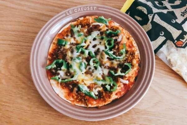 カルディ のせちー ピザ